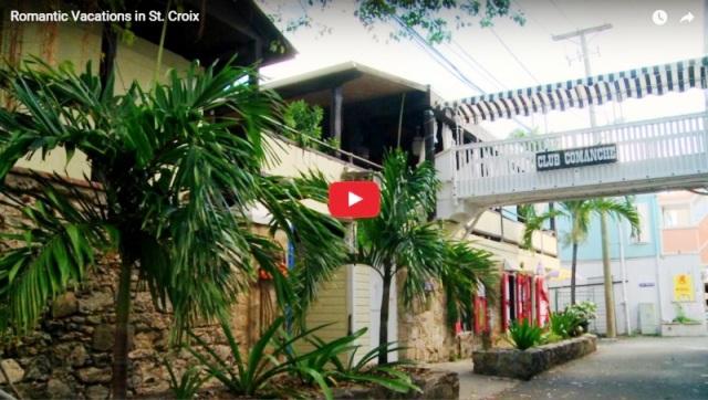 Romantic vacations in St Croix US Virgin Islands