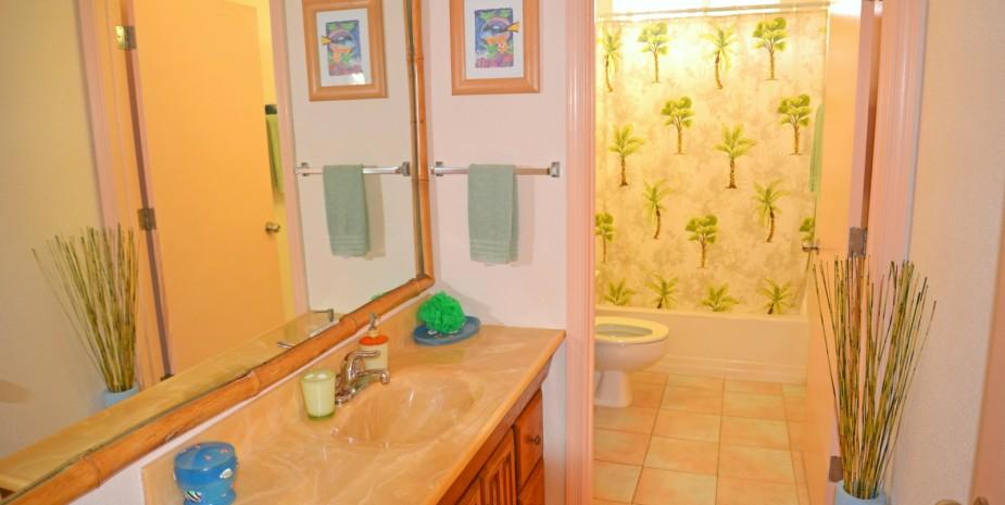 private bath suite