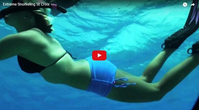 extreme St Croix scuba and snorkeling US Vigin Islands