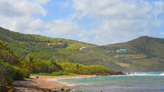 best st croix beaches