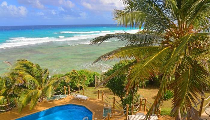 st croix hotel beachfront seaview