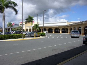 STX airport rental cars