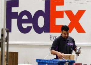 FedEx St Croix US Virgin Islands moving services