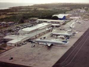 old alexander hamilton airport
