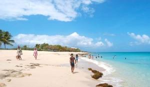 Dorch Sand Castle beach St Croix US Virgin Islands