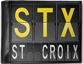 STX airport code means St Croix!