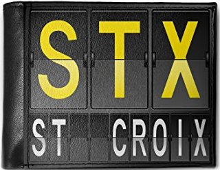 STX airport code means St Croix!