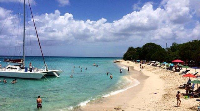 St Croix Rainbow Beach US Virgin Islands USVI