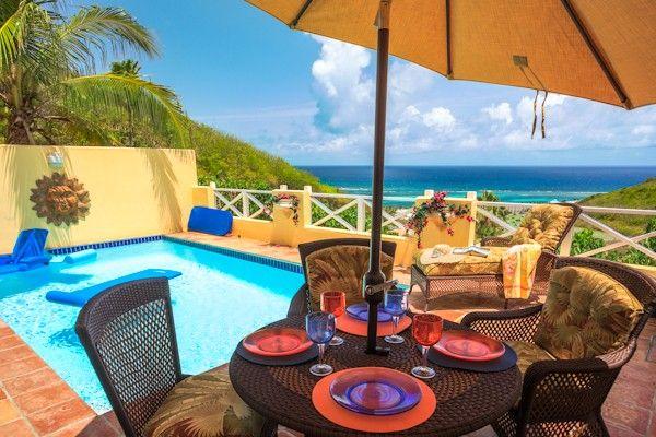 St Croix real estate ocean view USVI