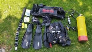 st croix scuba gear free storage