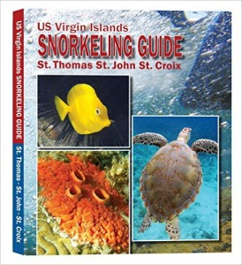 st croix snorkeling guide and map USVI