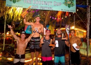 ST Croix stand up paddle boarding festival