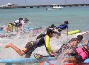 St Croix coconut cup festival stand up paddle board festival