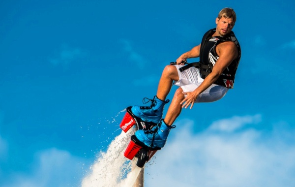 flyboarding virgin islands caribbean