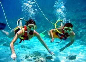 snookah dive equipment