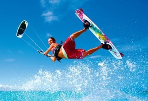 St Croix kiteboarding