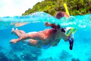 snorkling st croix us virgin islands