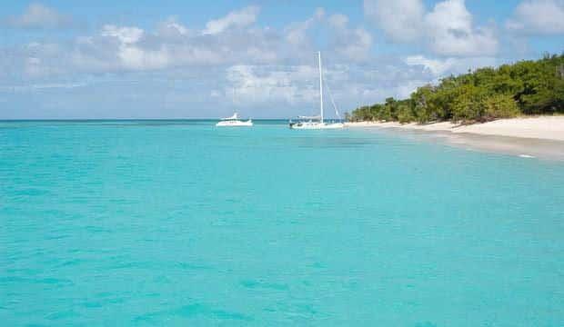 Turtle Beach on Buck Island St Croix US Virgin Islands usvi caribbean beaches