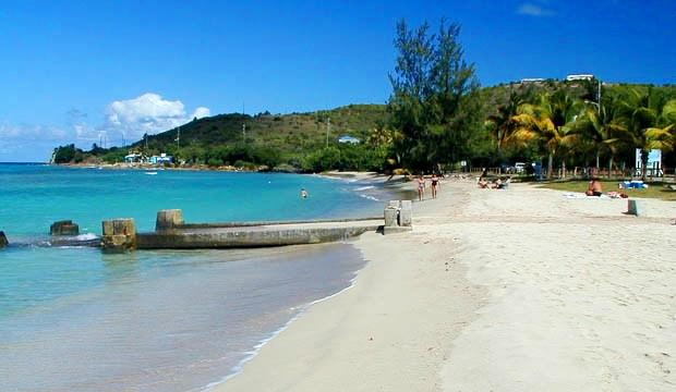 Cane Bay Beach St Croix US Virgin Islands