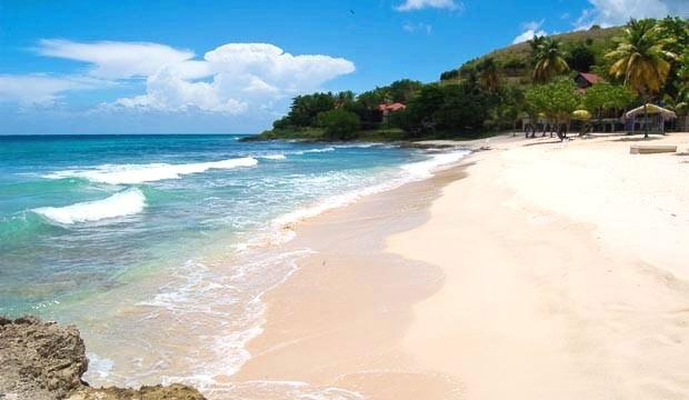 Davis Bay Carambola Beach St Croix US Virgin Islands USVI
