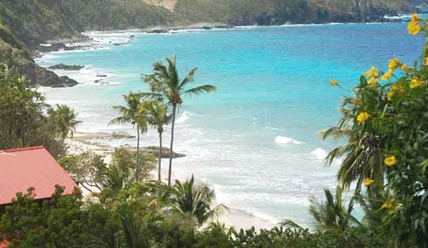 Davis Bay Carambola Beach St Croix US Virgin Islands