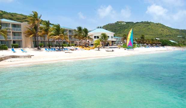 Divi Beach St Croix US Virgin Islands Divi Carina Bar resort all inclusive USVI