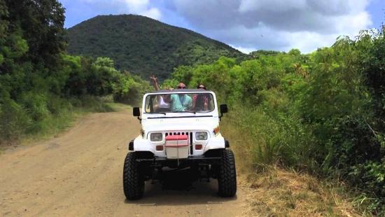 st croix car rental jeep tours us virgin islands