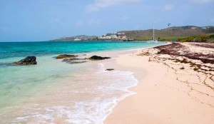 Coakley Bay beach St Croix US Virgin Islands