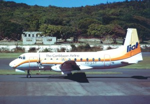 LIAT Airlines flights to at St Croix airport USVI