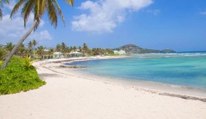 Reef Beach St Croix US Virgin Islands
