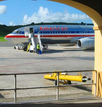 Henry E Rohlson St Croix Airport US Virgin Islands airport code STX