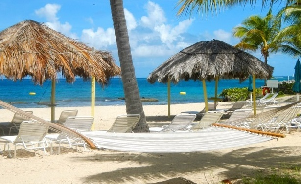 St Croix Tamarind Reef beach resort US Virgin Islands