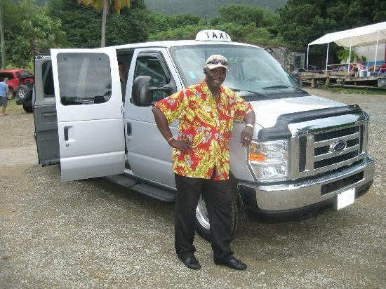 st croix taxis