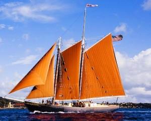 Roseway sailing ship
