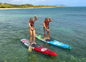 St Croix stand up paddle board