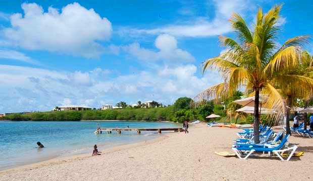 Chenay Bay Beach St Croix US Virgin Islands