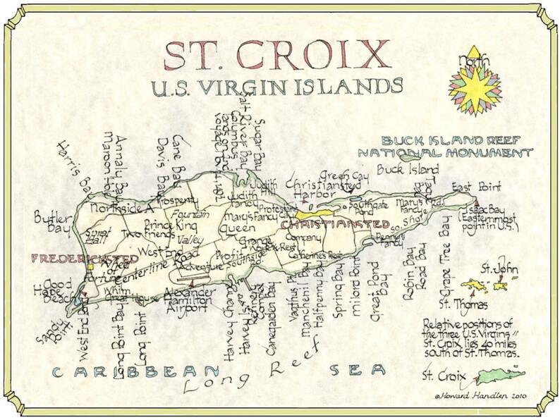 fun st croix map